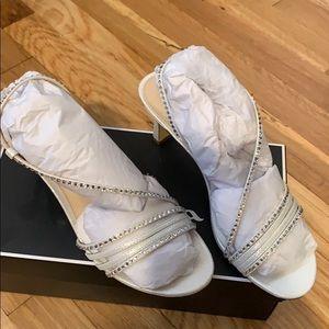 Nina wedding heels